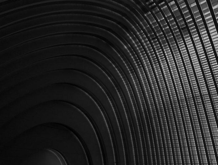calatrava oviedo arquitectura blanco y negro