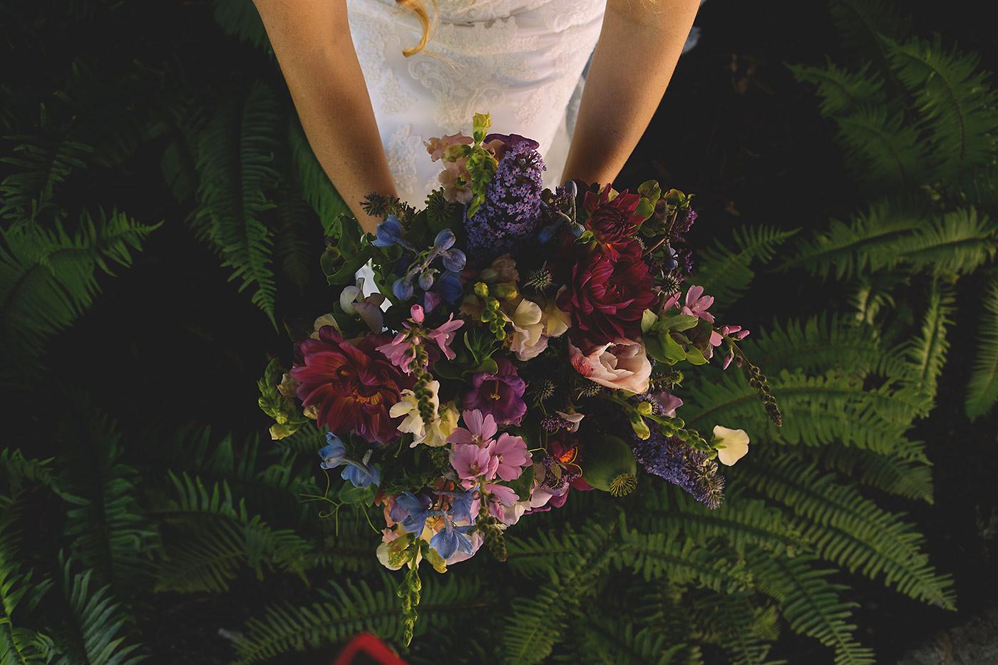 ramo de boda fotógrafo asturias