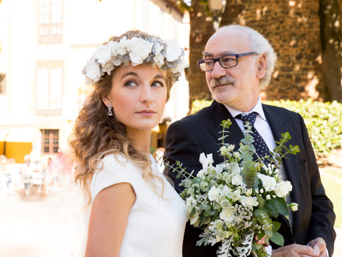 Novia boda en Oviedo asturias