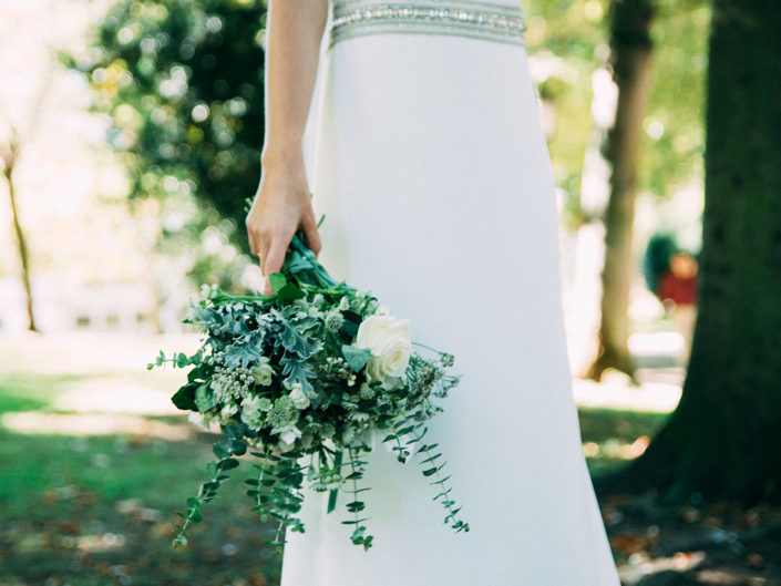 Ramo de novia boda en oviedo asturias