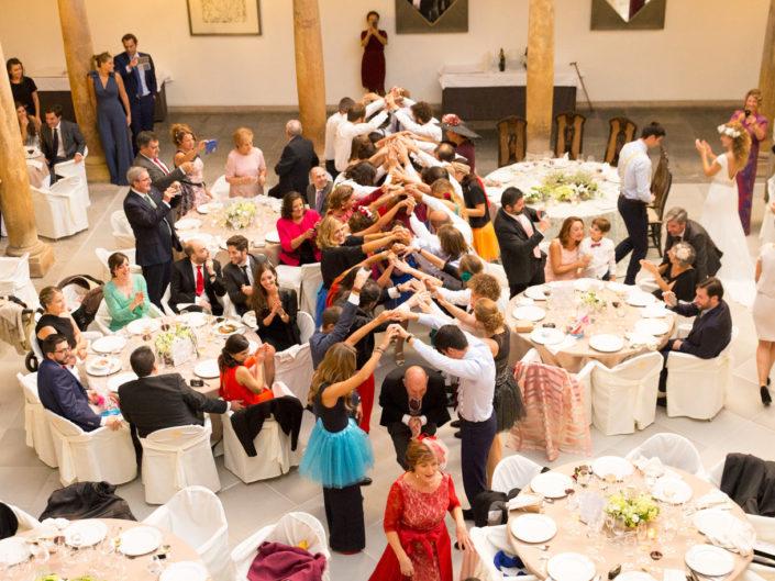celebración boda en hotel de la reconquista Oviedo Asturias