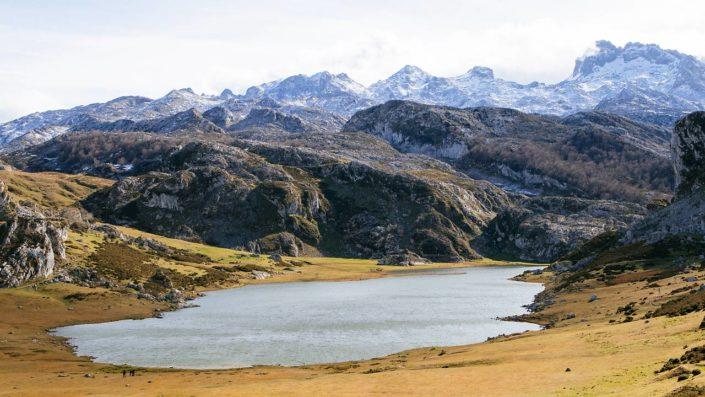 Lagos de covadonga fotografía de naturaleza y viajes fotos de asturias