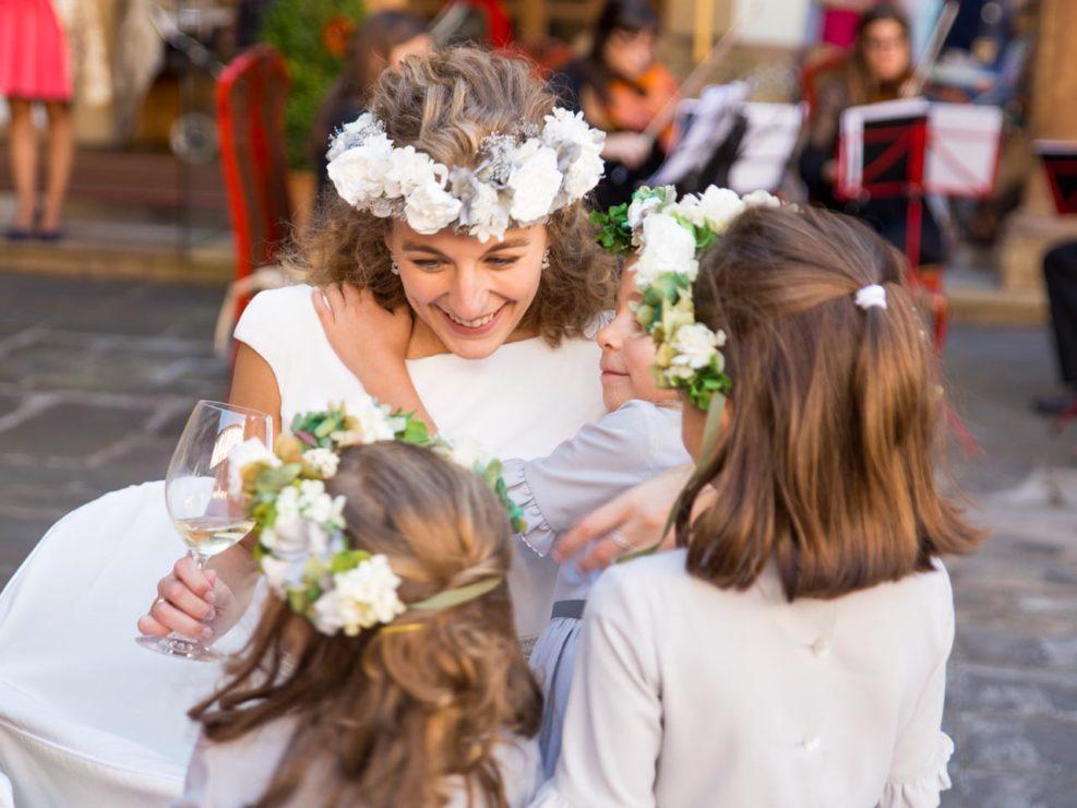 novia en boda asturias fotografo de bodas novia