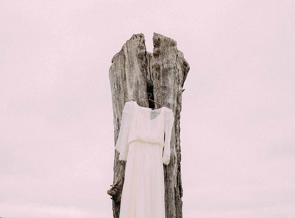 Vestido de novia fotografo de bodas asturias oliveira foto