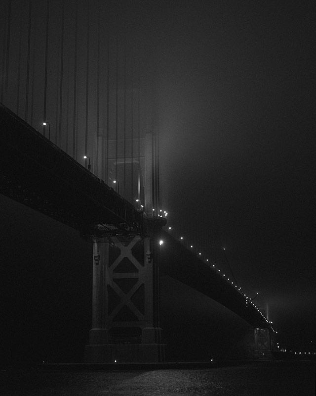 Fotógrafo de Bodas Asturias San Francisco Golden Gate