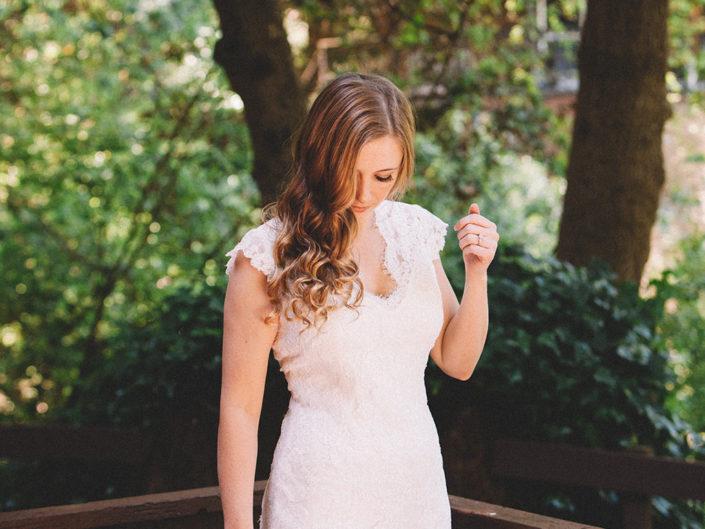 boda en un bosque de sequoias california fotógrafo