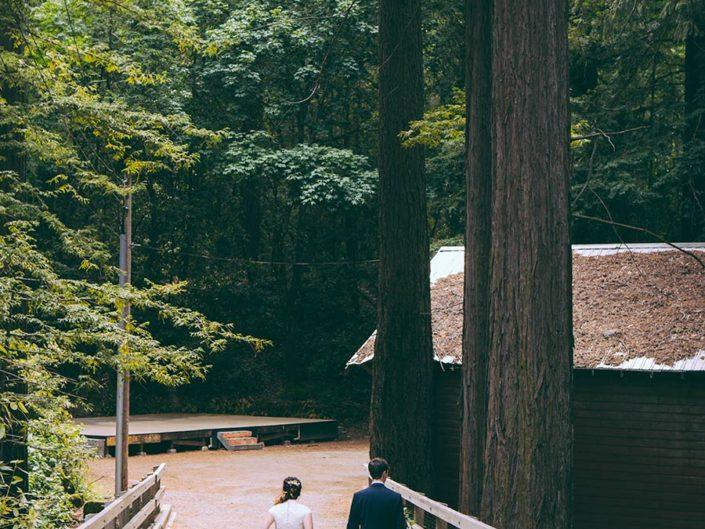 fotos de bodas california boda al aire libre