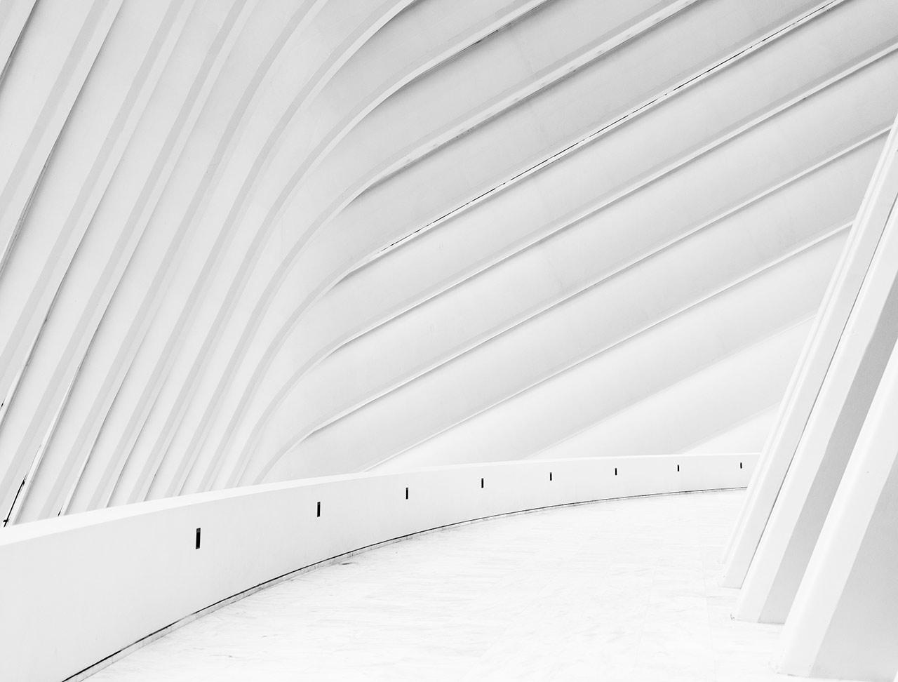 fotografías de arquitectura caltrava oviedo fotos