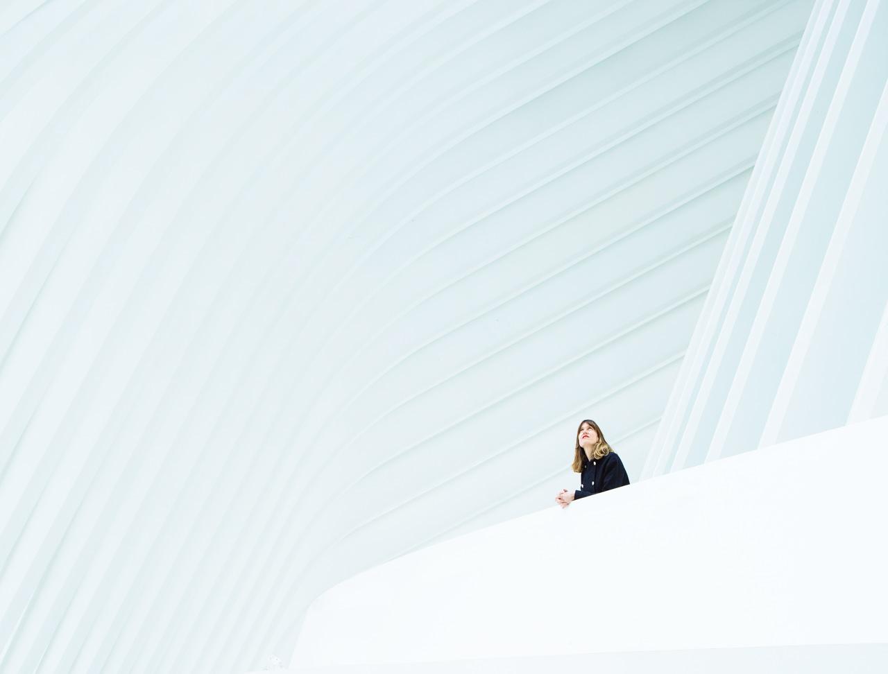 fotos de arquitectura calatrava oviedo maria cañal