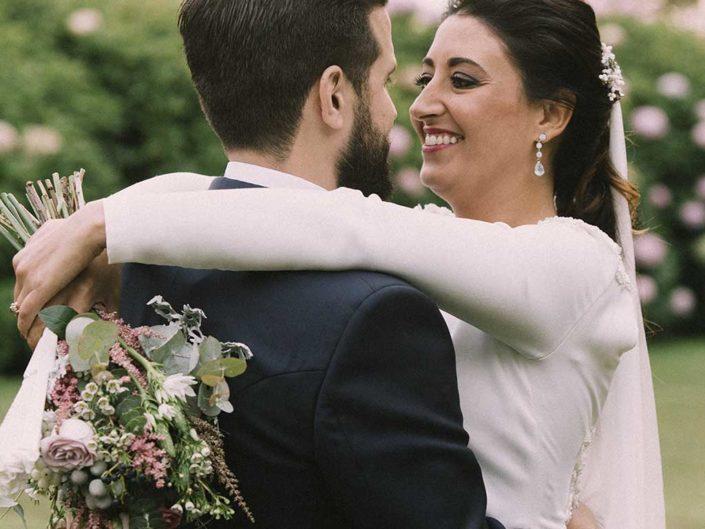 Ramo de Novia Flores Pando boda asturias