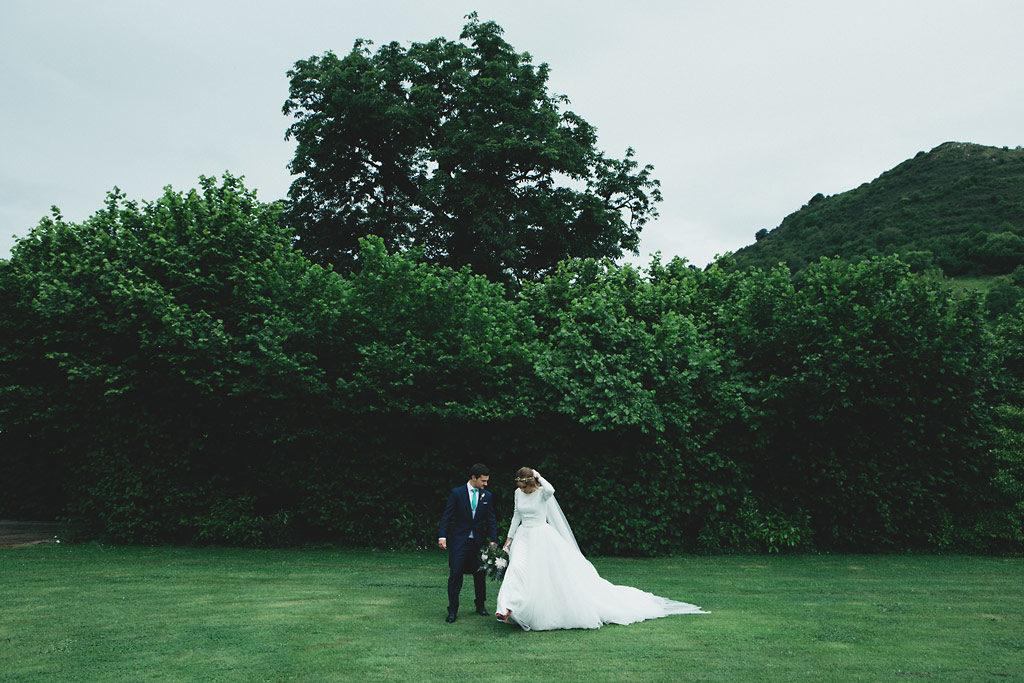 boda en el Palacio de Agüera Asturias