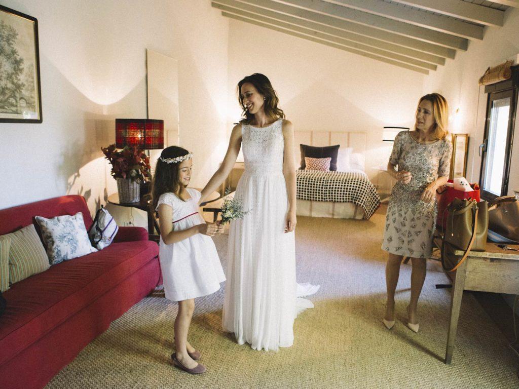 preparativos boda