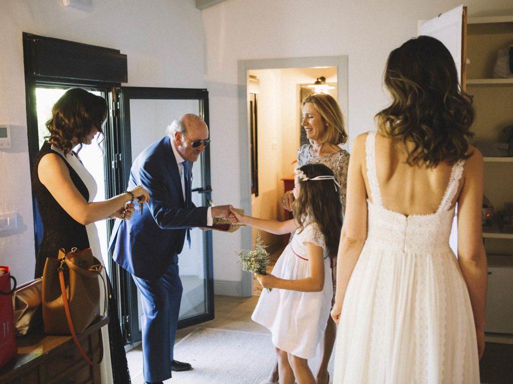 padrino boda en madrid