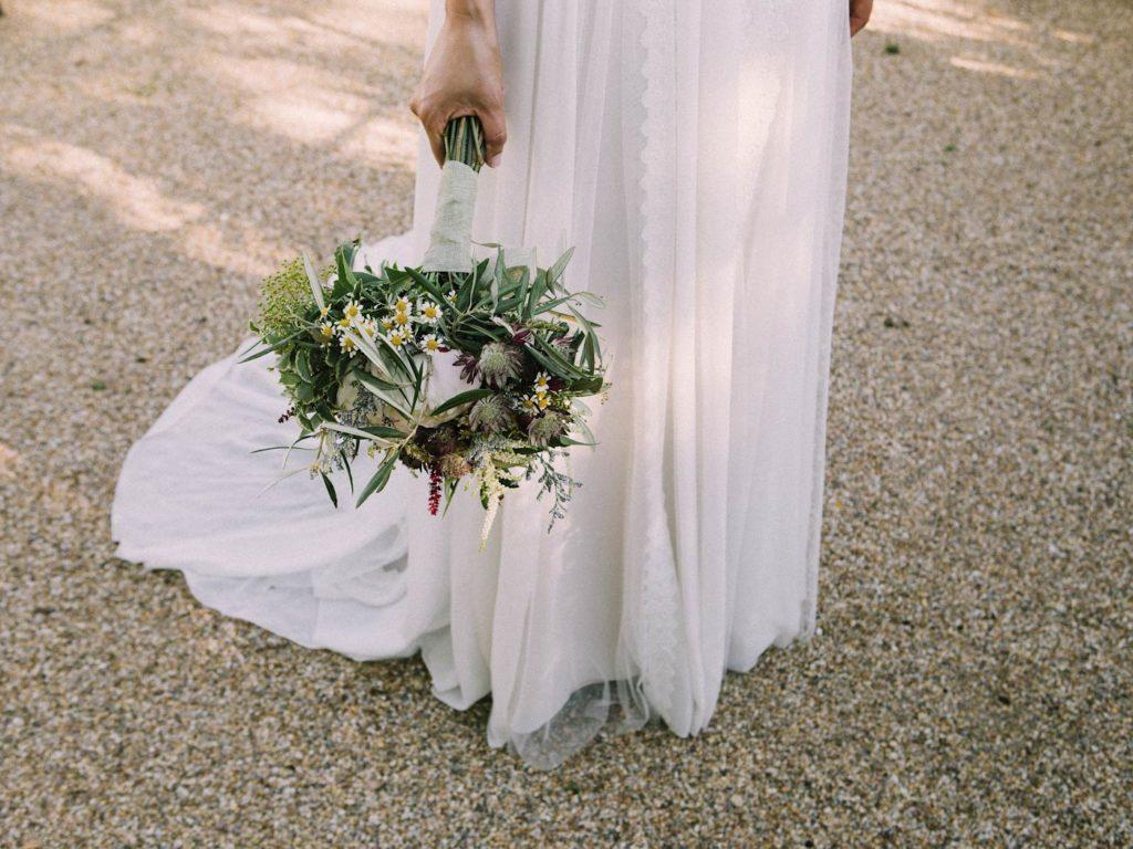 ramo de novia la sastreria de las flores madrid