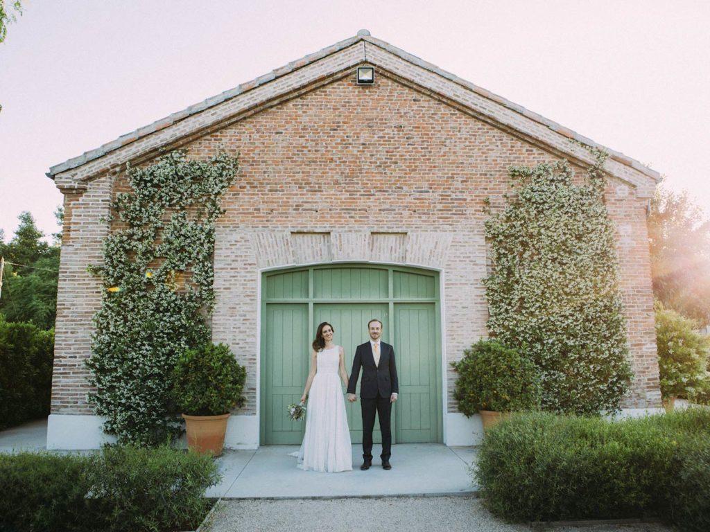 boda en Finca las Tenadas Madrid